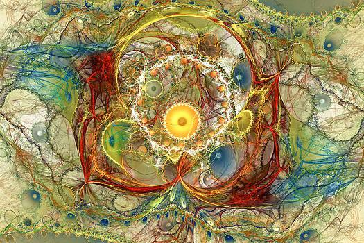 Mary Almond - Spring Equinox