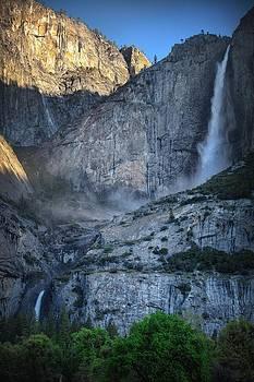 Spring Falls by Stuart Deacon