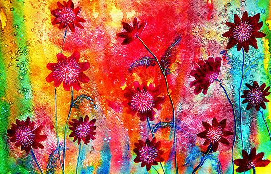 Spring Flowers by Ann Marie Bone