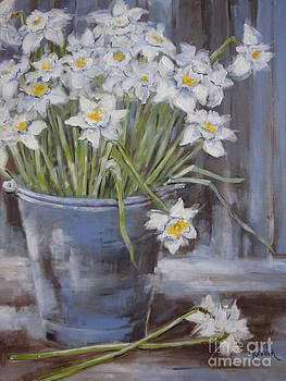 Cathy MONNIER - spring flowers