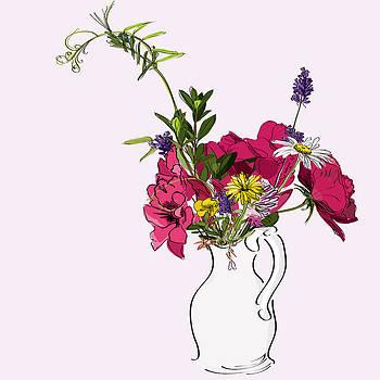 Jo Ann Snover - Spring flowers