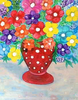 Spring Flowers by Melanie Wadman