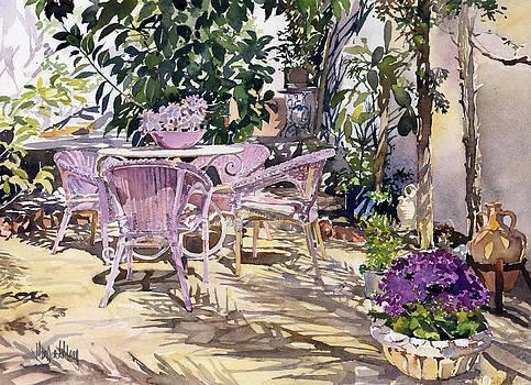 Spring Garden by Margaret Merry