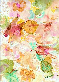 Spring Garden by Susan Kubes