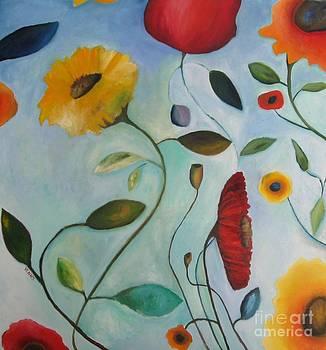 Spring Garden by Venus