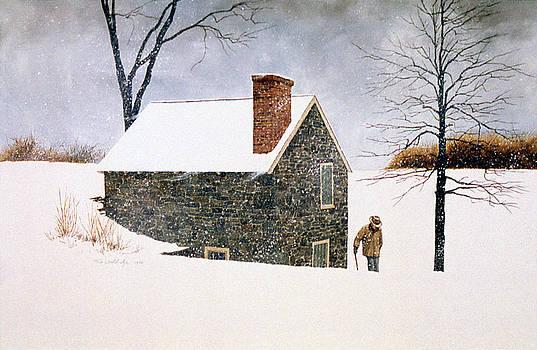 Spring House by Tom Wooldridge
