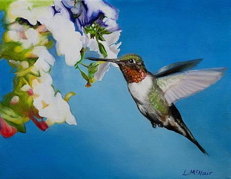 Spring Hum by Loretta McNair