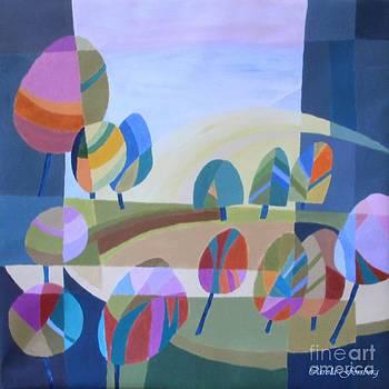 Spring in the Air by Carola Ann-Margret Forsberg