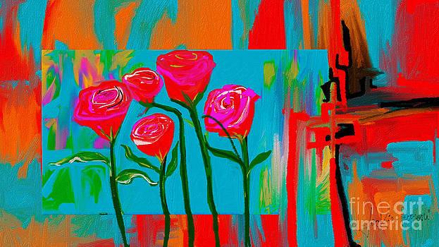 Spring by Jackie Pecoroni