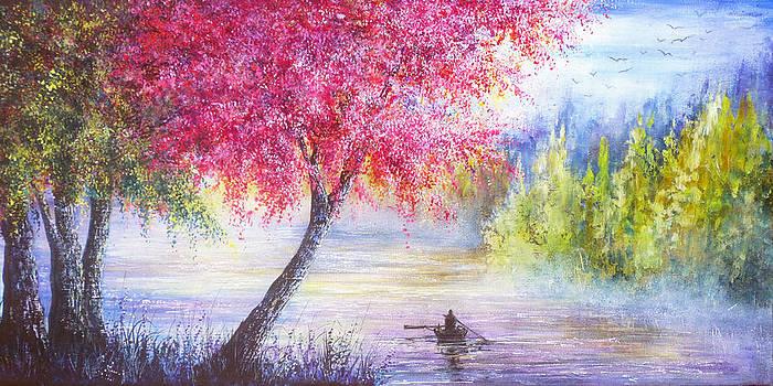 Spring Journey by Ann Marie Bone