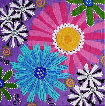 Spring Joy 2 by Kelly Nicodemus-Miller