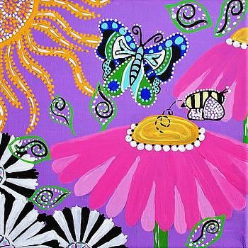 Spring Joy 3 by Kelly Nicodemus-Miller