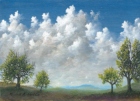 Spring by Kenneth Stockton