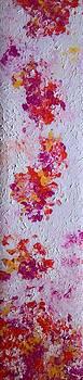 Spring Petals I by Anna Villarreal Garbis