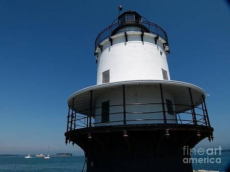 Christine Stack - Spring Point Lighthouse