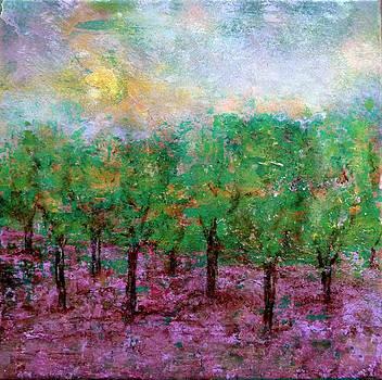 Spring Rain by Jim Whalen