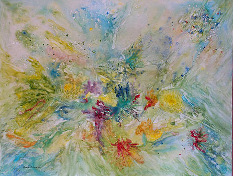Spring Rain by Rosie Brown