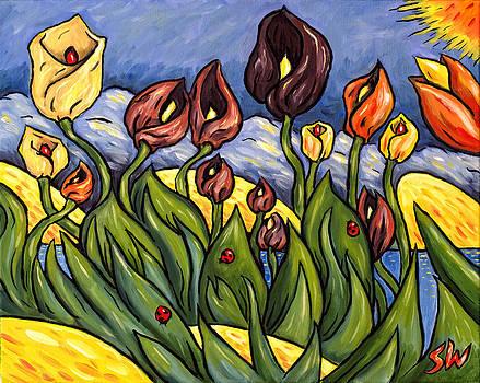 Spring by Sean Washington