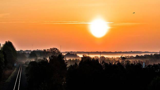 Spring Sunrise by Josh Blaha