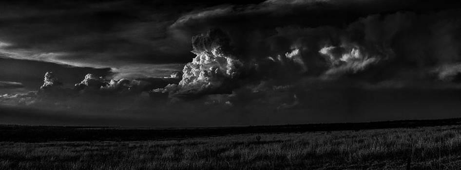 Spring time thunderstorm by John Dickinson