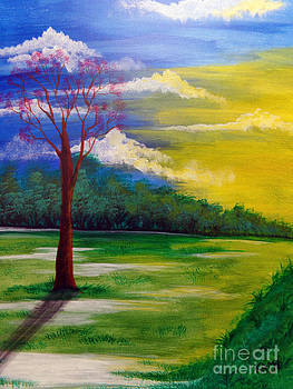 Spring Tree by Kami Catherman