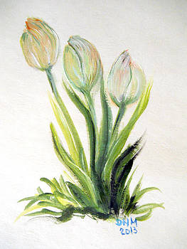 Spring Tulips by Dorothy Maier