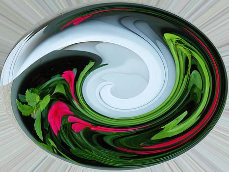 Spring Twirl by Ella Char