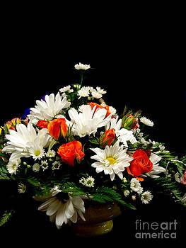Scott B Bennett - Spring Vases III