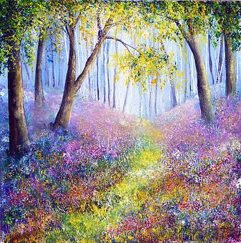 Spring Welcome by Ann Marie Bone