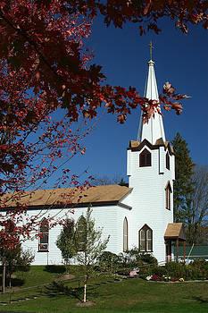 Springboro RC church by Jim Cotton
