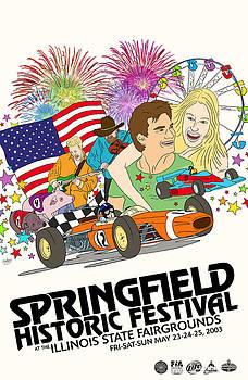 Georgia Fowler - Springfield Illinois Grand Prix