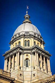 Paul Velgos - Springfield Illinois State Capitol Dome