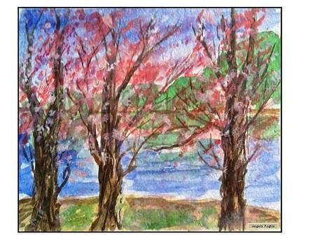 Springtime by Angela Puglisi MFA