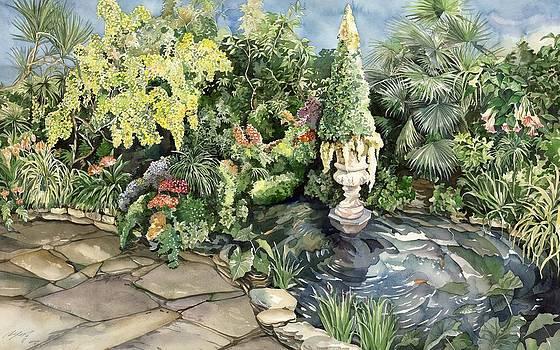 Alfred Ng - springtime at the Allan gardens