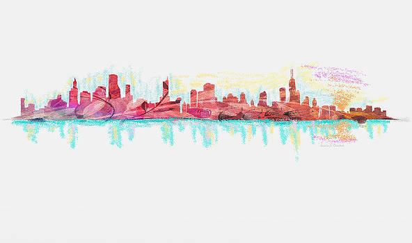 Angela A Stanton - Springtime in Chicago