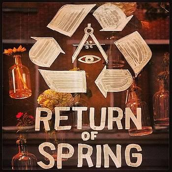 #springtime In #oldecity #philadelphia by John Baccile