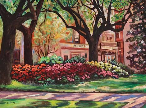 Springtime in Savannah by Eve  Wheeler
