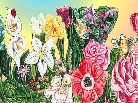 Springtime by John Keaton