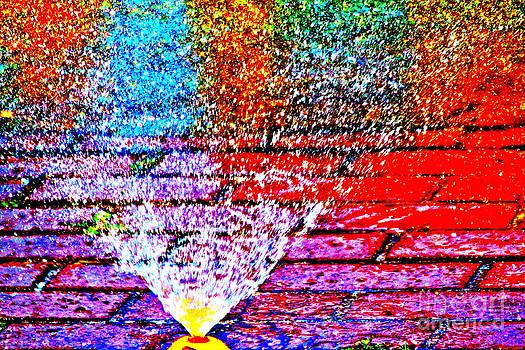 Sprinkler  by Jay Nodianos