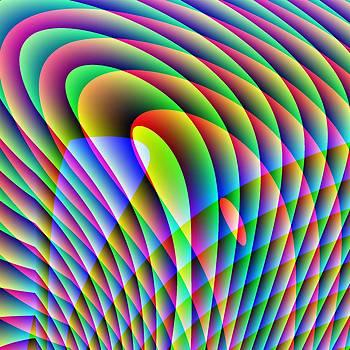 Sprouting Rainbow One by Joel Kahn