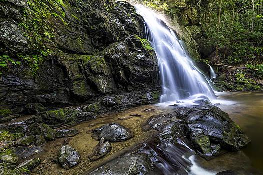 Spruce Flats Falls by Matt Russell