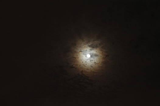 Spy Moon by Mo  Khalel