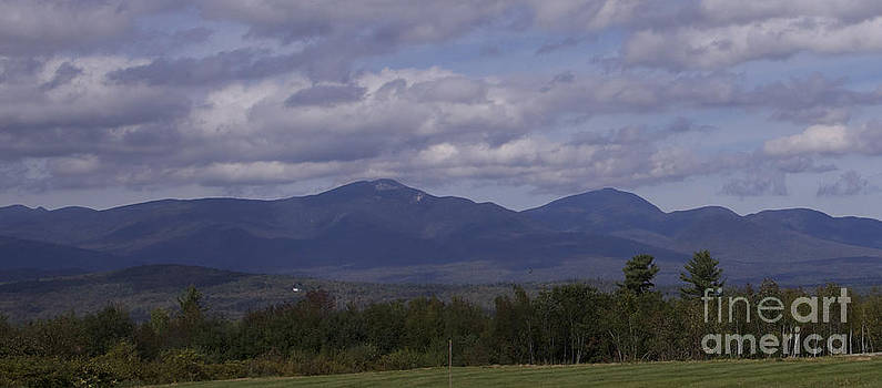 Michael Mooney - Squam Mountain Range