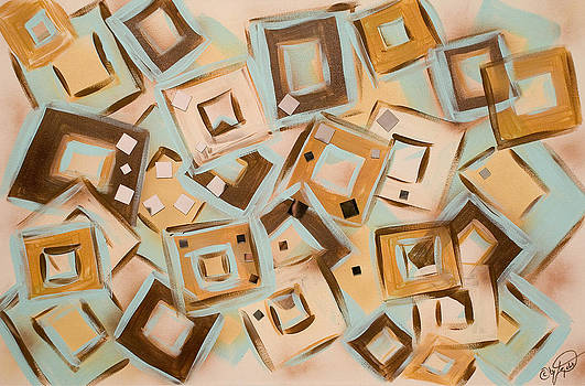 Square Moments by Artista Elisabet