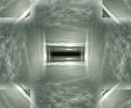 Square of Sunset by Florin Birjoveanu