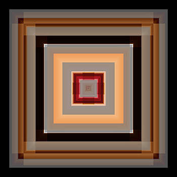 Squares into Art by Joe  Connors
