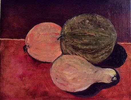 Squash and Melon by Adair Robinson