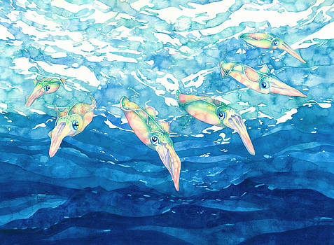 Pauline Walsh Jacobson - Squid Ballet