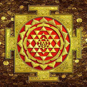Sri Lakshmi Yantra by Lila Shravani