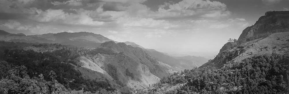 Sri Lanka Mountains by Tony Wainwright